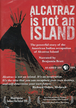 Buy Alcatraz Is Not An Island DVD
